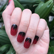 Load image into Gallery viewer, Stranger Things - Glitter - Yay to Nails