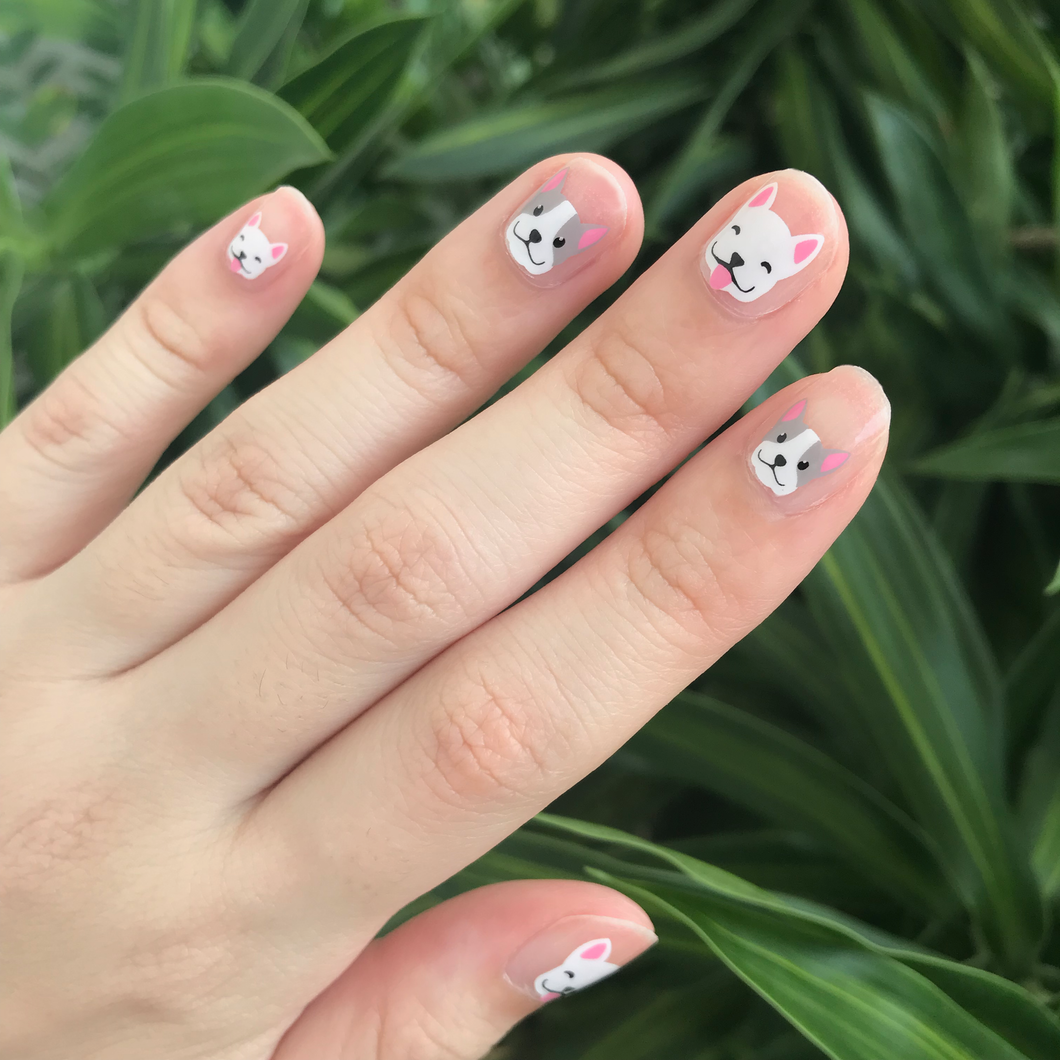 Woof Frenchie - Yay to Nails