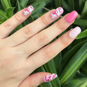 Army in Pink - Yay to Nails