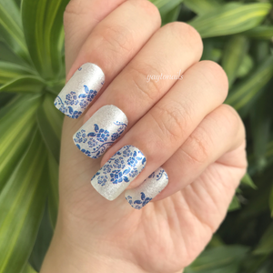 Chinoiserie - Yay to Nails