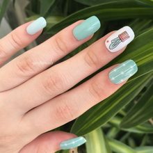 Load image into Gallery viewer, Cute Cactus - Yay to Nails