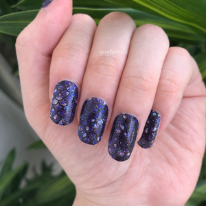 Mother of Dragons (ICE DRAGON) - Yay to Nails