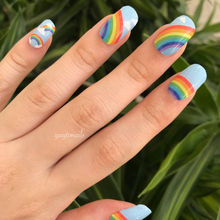 Load image into Gallery viewer, Rainbows - Yay to Nails