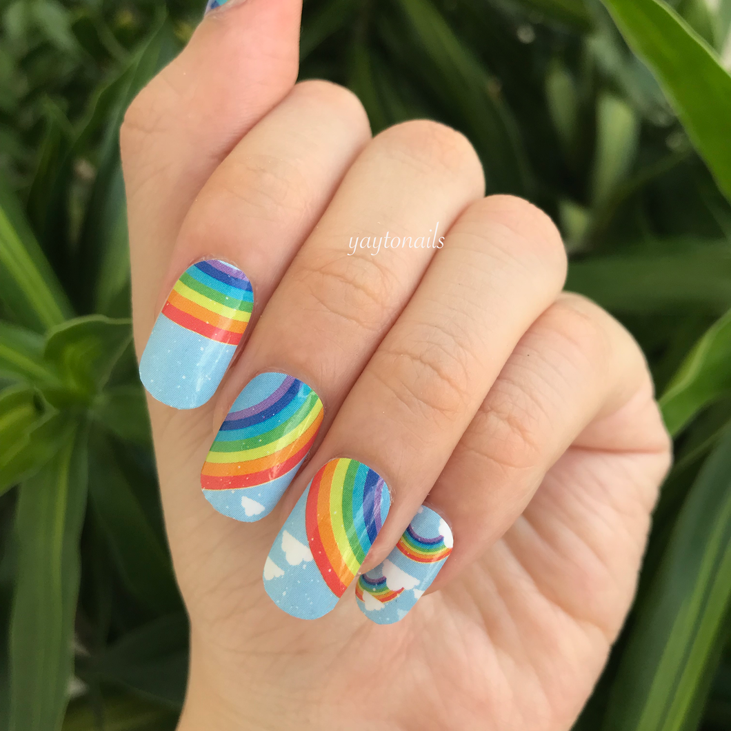 Rainbows - Yay to Nails