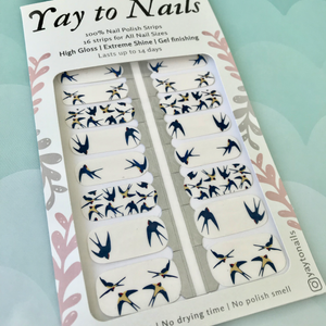 Swallows - Yay to Nails