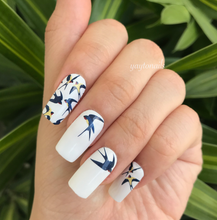 Load image into Gallery viewer, Swallows - Yay to Nails