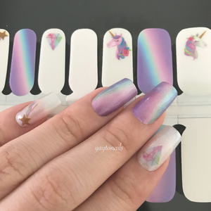 Unicorn - Yay to Nails
