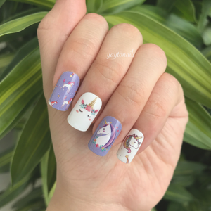 Unicorns United - Yay to Nails