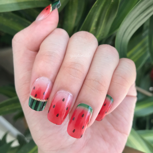 Watermelons - Yay to Nails
