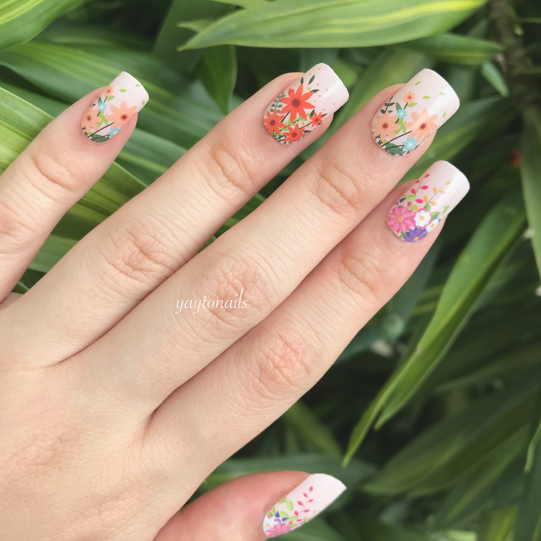 Wildflowers - Yay to Nails