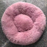 Dount shape  supper soft beds  for pets
