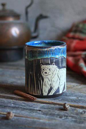 32 Winter Bear Canister