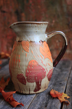 72 Autumn Forest Pitcher 60 oz