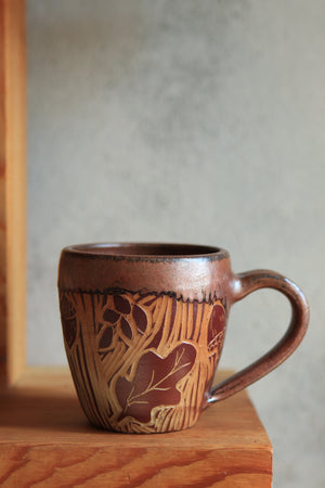 Load image into Gallery viewer, 1 Moth Mug 14 oz