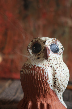 99 Owl Incense Burner