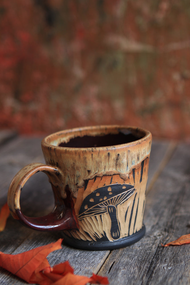 Load image into Gallery viewer, 82 Mushroom Mug