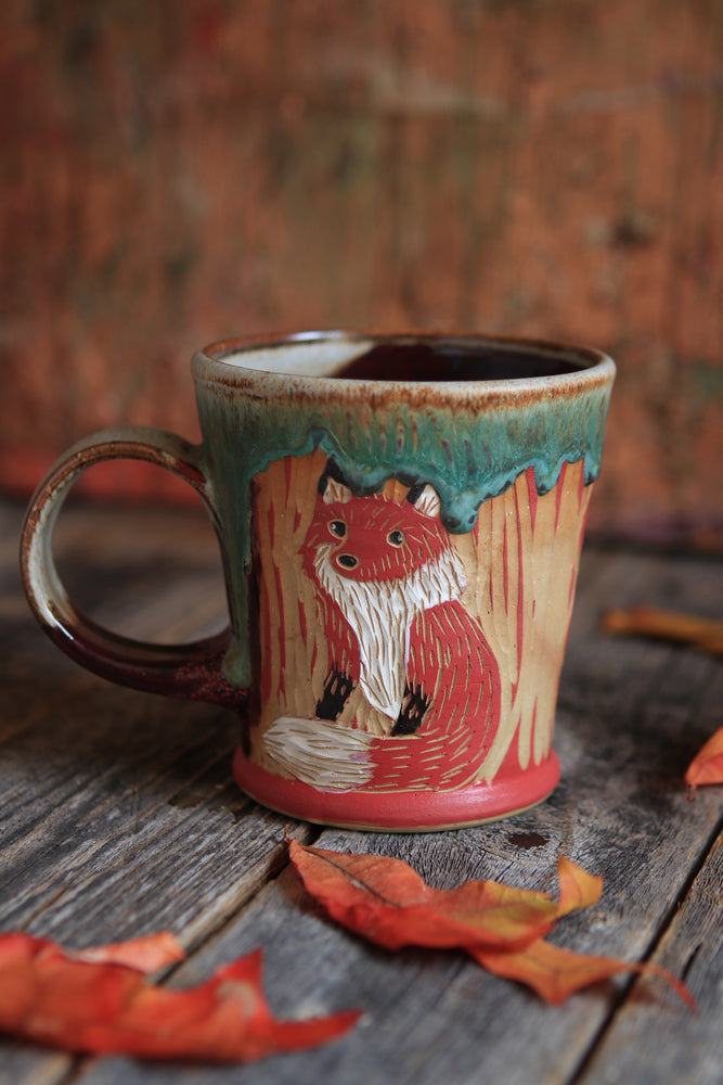 Load image into Gallery viewer, 31 Fox Mug