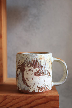 Load image into Gallery viewer, 81 Wolf Mug 16 oz
