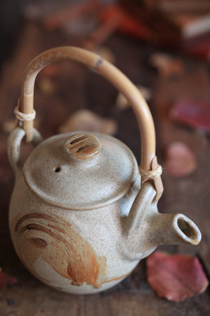 Load image into Gallery viewer, 101 Stoneware Teapot