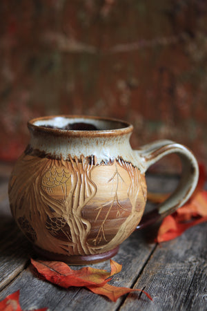 Load image into Gallery viewer, 24 Autumn Mug