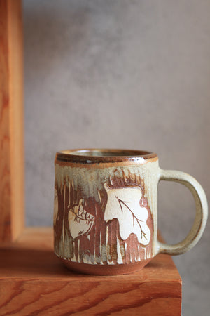 Load image into Gallery viewer, 91 Hawk Mug 14 oz