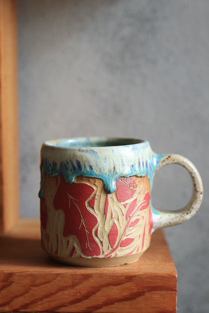 Load image into Gallery viewer, 42 Fox Mug 16 oz