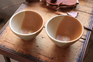 64 Stoneware Soup Bowl Set of 2
