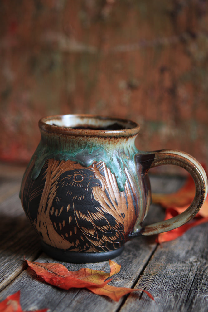 Load image into Gallery viewer, 55 Hawk Mug