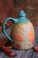71 Autumn Water Pot