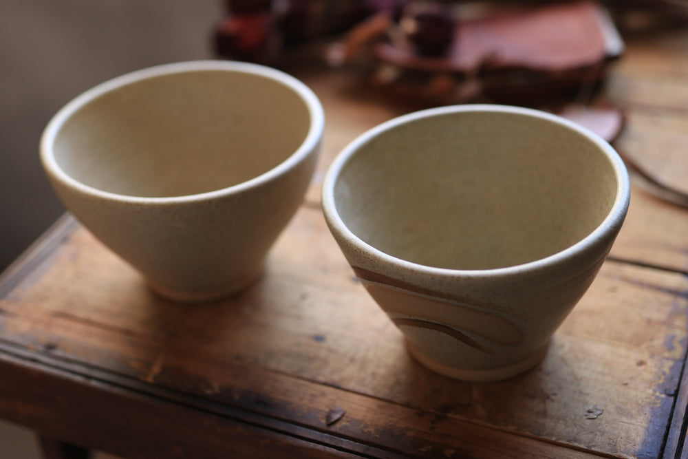 65 Stoneware Soup Bowl Set of 2