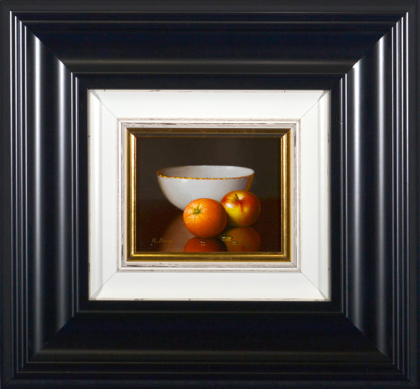 Ronald Berger  Orange and Apple
