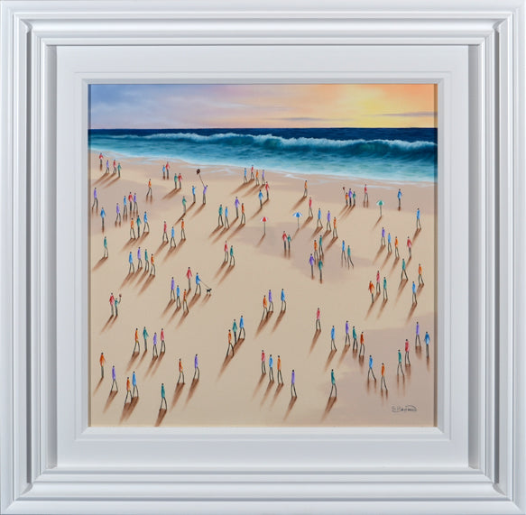 Scott Bateman  A Busy Beach