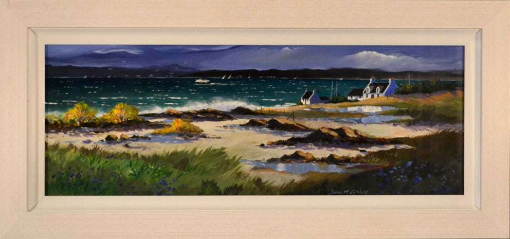 David M Graham - MacBrayne Ferry, Mull
