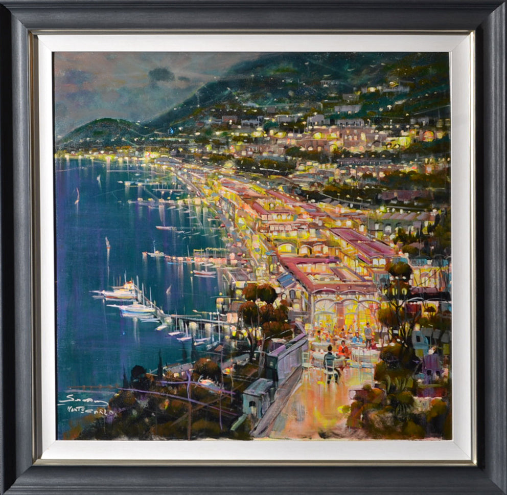 Mario Sanzone - Monte Carlo at Night