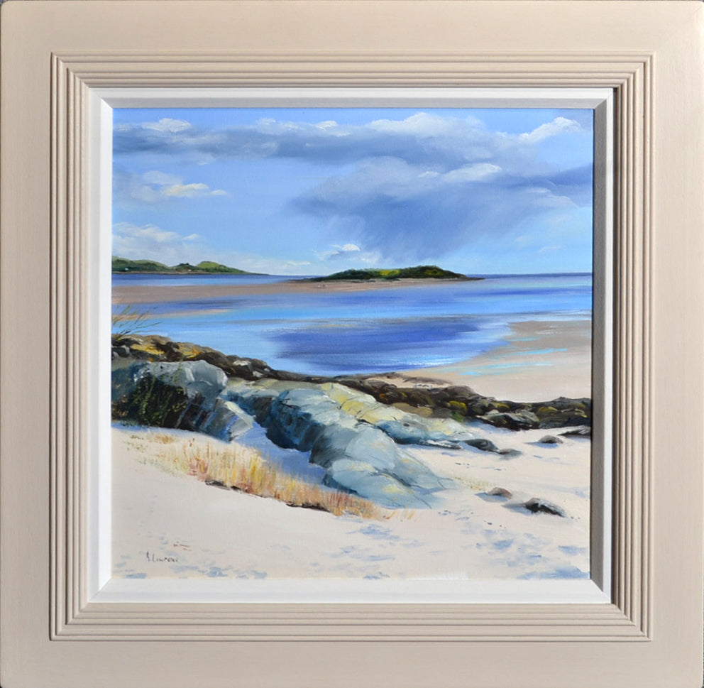 Angela Lawrence - Shore Walks, Kippford