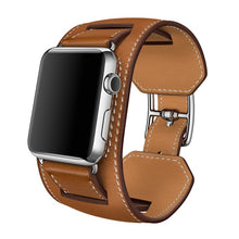 Load image into Gallery viewer, Brown Apple Watch Band
