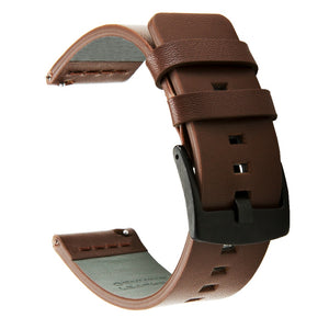 Samsung Gear S3 & Frontier Leather Strap