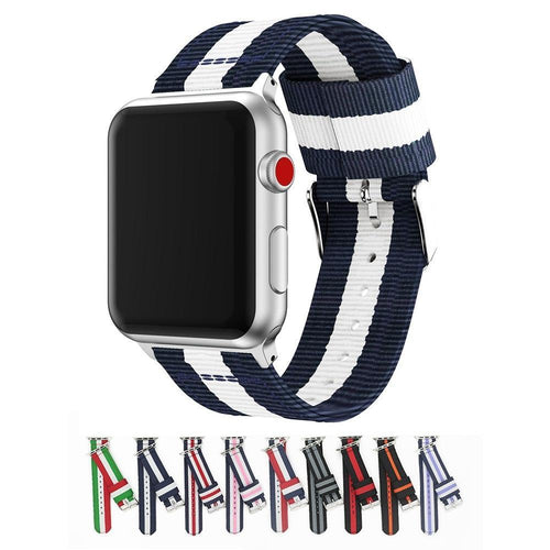 Apple Watch NATO Look Watch Band