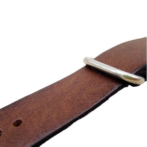 ZULU Nato Leather Watchband