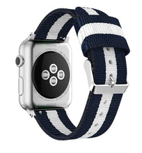 Load image into Gallery viewer, NATO Apple Watch Band - Nylon loop