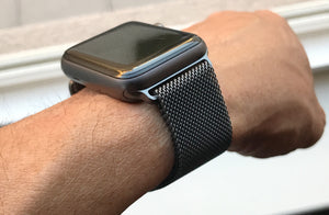 Apple Watch Milanese Loop Band