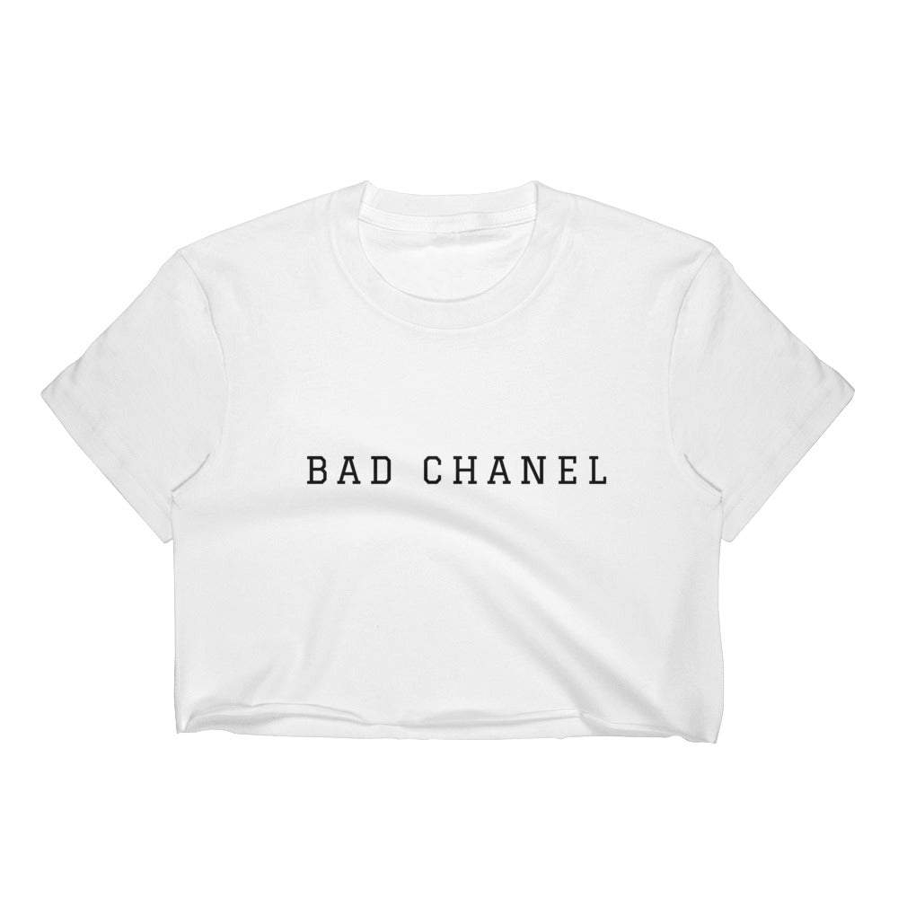 Bad Chanel Crop Top