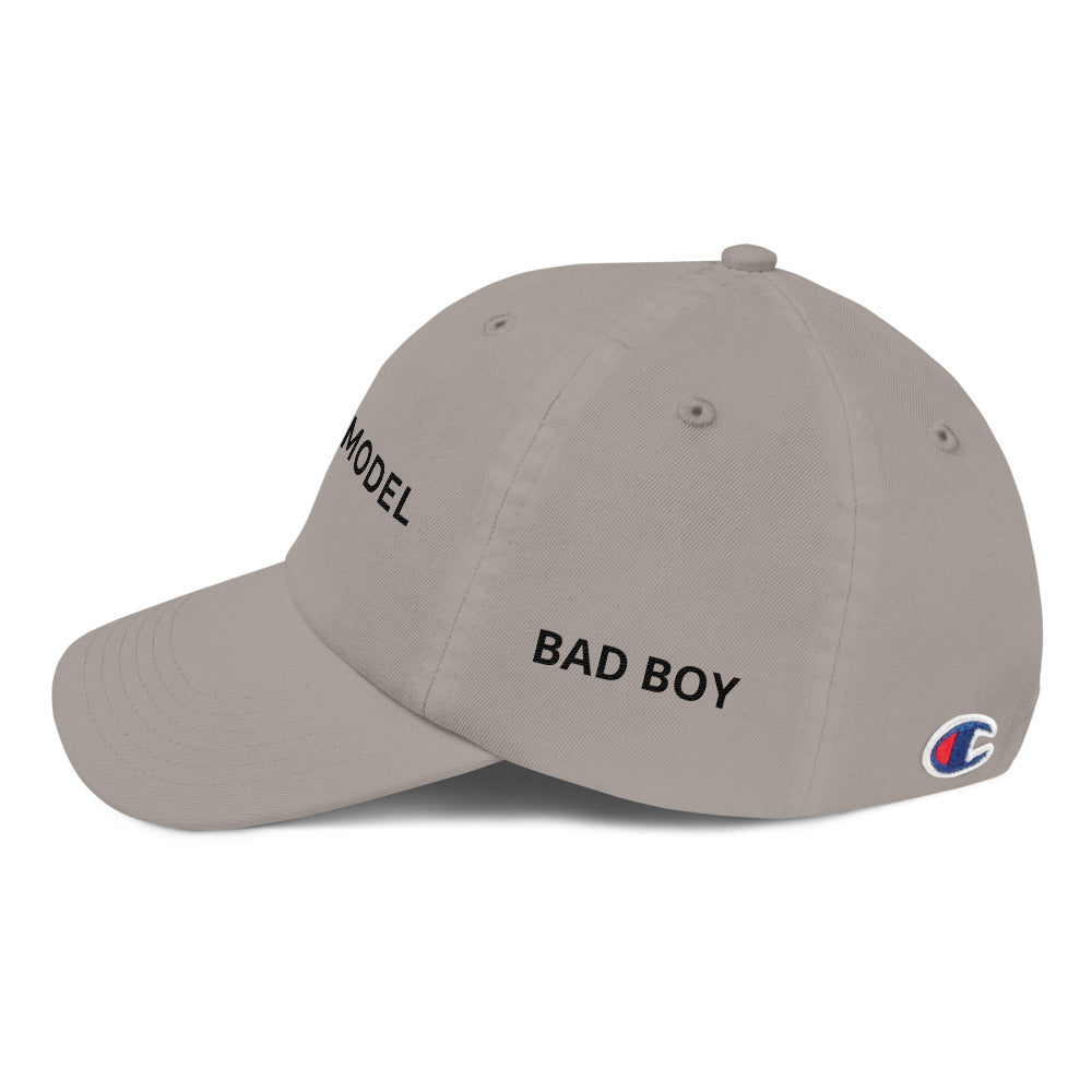 Super-Model Dad Cap