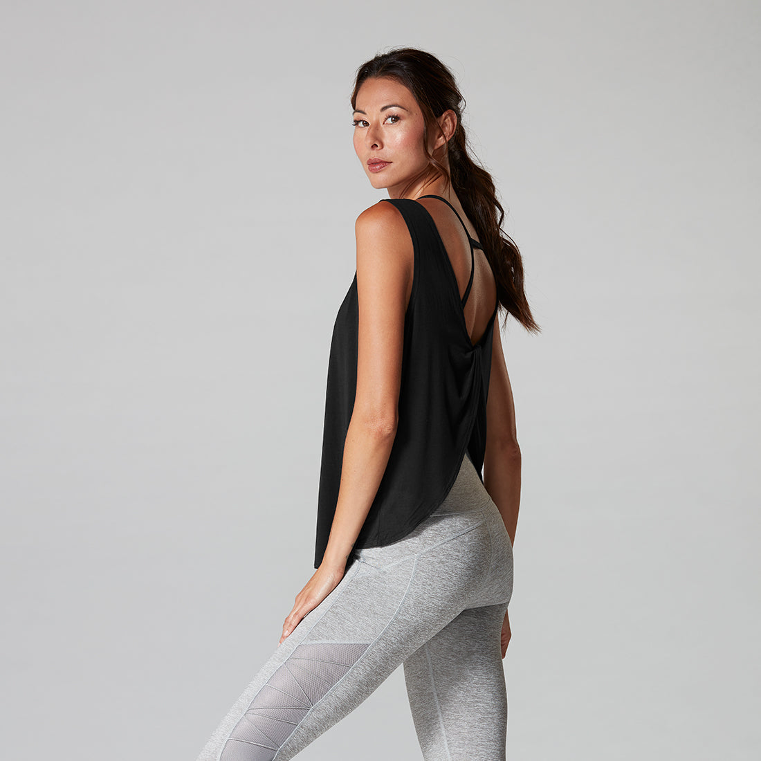 Tavi Noir - Twist Back Tank