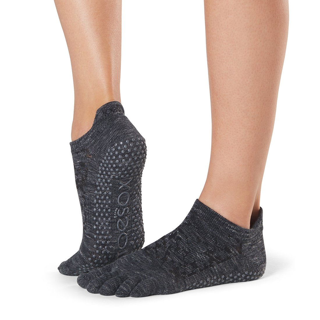 ToeSox - Low Rise Grip Socks - SALE FULL TOE