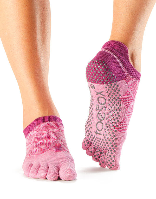 ToeSox - Low Rise Grip Socks