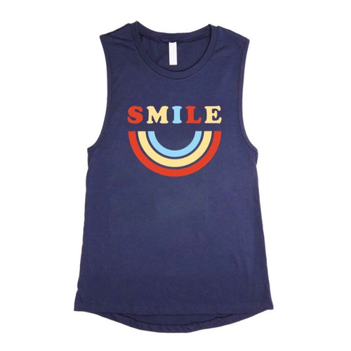 Summer Smile Women's Tank **PREORDER**