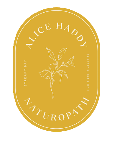 alice haddy naturopathy studium essentials