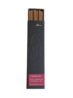Incense: Roots, Sandalwood, Cardamom & Oud