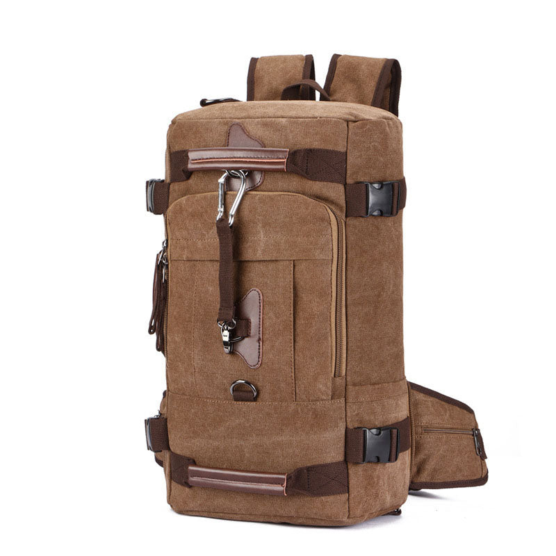 Travel Large Capacity Backpack Functional Versatile Bag Male Luggage ShoulderBag Computer Casual Backpack Traveling Bags For Men